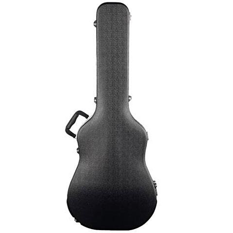 Koffer Akustikgitarre Rockcase ABS Standard RC10409 Western