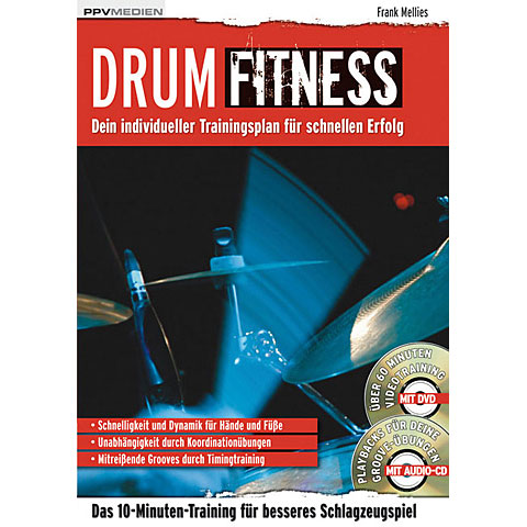 PPVMedien Drum Fitness 1