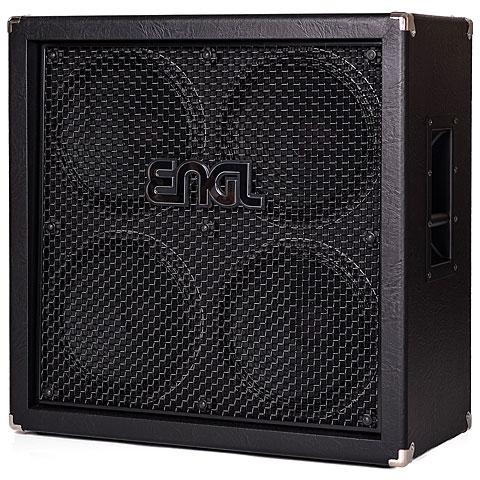 Box E-Gitarre Engl E412VGB Pro Vintage 30 Black gerade