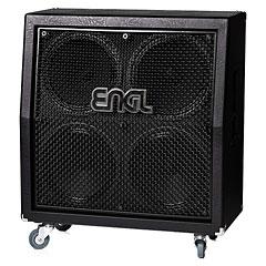 Engl E412VSB Pro Vintage Black 30 schräg « Guitar Cabinet