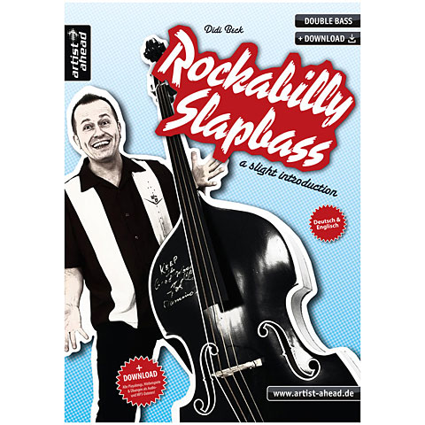 Artist Ahead Rockabilly Slapbass