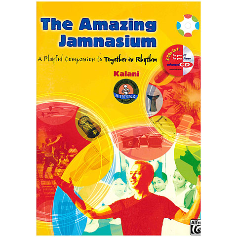 Instructional Book Alfred KDM The Amazing Jamnasium