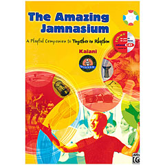 Alfred KDM The Amazing Jamnasium « Instructional Book
