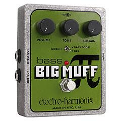 Electro Harmonix Bass Big Muff « Effets pour basse électrique