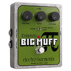 Electro Harmonix Bass Big Muff « Pedal bajo eléctrico
