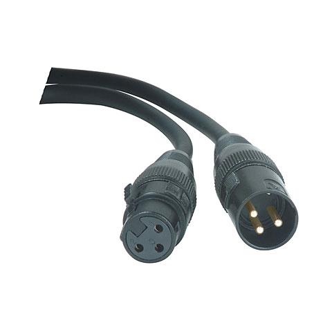 Cable de control American DJ DMX 3-pol 0,5 m