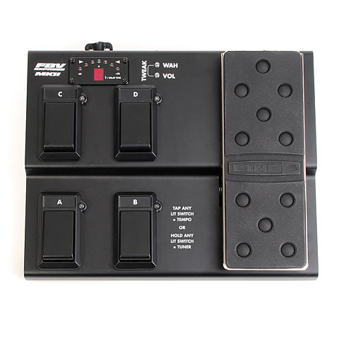 Footswitch Line 6 FBV Express MKII USB