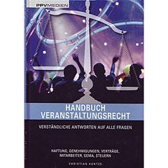 PPVMedien Handbuch Veranstaltungsrecht « Manuel