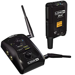 Line 6 Relay G50 Wireless Guitar System « Gitarrensender