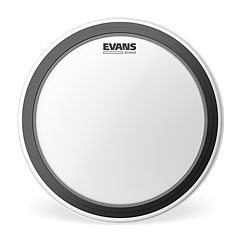 "Evans EMAD Coated 20"" Bass Drum Head « Peau de grosse caisse"