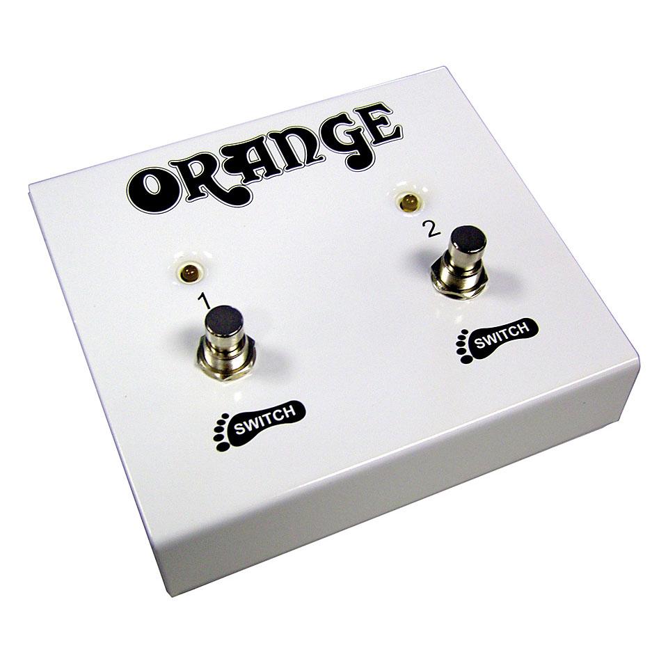 Fussumschalter - Orange FS 2 Fußschalter - Onlineshop Musik Produktiv