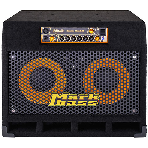 Amplificador bajo eléctrico Markbass CMD 102P