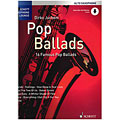 Music Notes Schott Saxophone Lounge - Pop Ballads