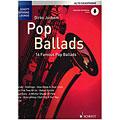 Recueil de Partitions Schott Saxophone Lounge - Pop Ballads
