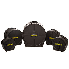 Hardcase 22/10/12/16/14 Drum Case Set « Drum Cases