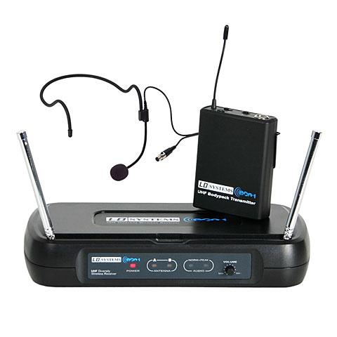 Funkmikrofon LD Systems ECO 2 BPH 1