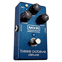 MXR M288 Bass Octave Deluxe « Bass Guitar Effect