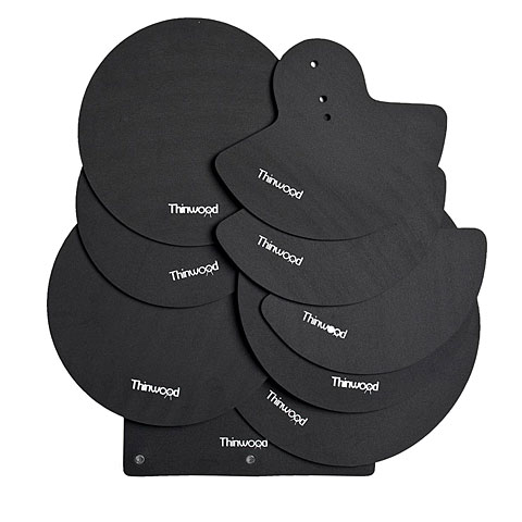 Thinwood Drum Damper Pads Standard Set