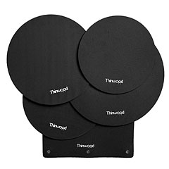 Thinwood Drum Damper Pads Basic Standard Set « Oefenpad