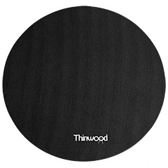 "Thinwood Drum Damper Pad 16"" Tom « Pad d'entraînement"