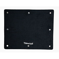 Thinwood Bass Drum Universal Damper Pad « Pad d'entraînement