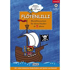 Hage Flötenlilli Bd.2 « Libro para niños