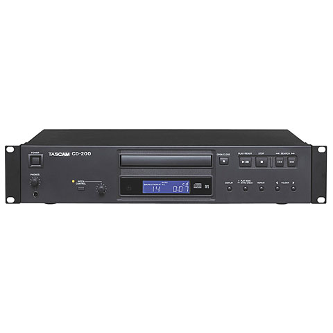 CD-Player Tascam CD 200