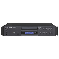 Tascam CD 200 « Reproductor CD