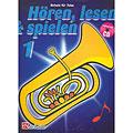 Libro di testo De Haske Hören, Lesen&Spielen Bd. 1 für Tuba