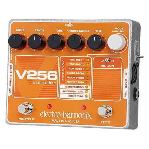 Pedal guitarra eléctrica Electro Harmonix V256 Vocoder