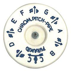 Pyramid chromatischer Tonangeber, rund « Stimmgerät