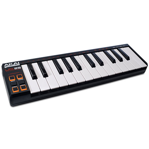 Clavier maître Akai LPK25
