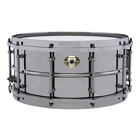 "Snare Drum Ludwig Black Magic 14"" x 6,5"""