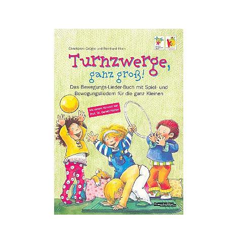 Kontakte Musikverlag Turnzwerge, ganz groß!