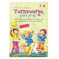 Libro para niños Kontakte Musikverlag Turnzwerge, ganz groß!