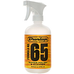 Dunlop Formula No. 65 Guitar Polish & Cleaner 472 ml « Entretien guitare/basse