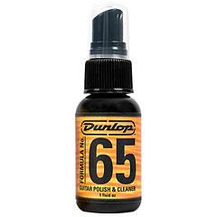 Dunlop Formula No. 65 Guitar Polish & Cleaner 29 ml « Entretien guitare/basse