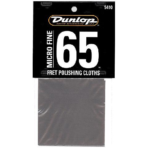 Dunlop Mikrofein Bunddraht Politurtuch