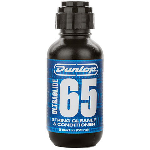 Limpieza guitarra/bajo Dunlop Ultra Glide 65 String Cleaner