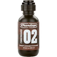 Dunlop 02 Fingerboard Deep Conditioner « Guitar/Bass Cleaning and Care