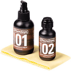Dunlop Griffbrett Reinigungsset « Guitar/Bass Cleaning and Care