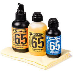 Dunlop System 65 Guitar Tech Kit « Pflegemittel Gitarre/Bass