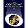 Play-Along Music Sales Guest Spot Coldplay