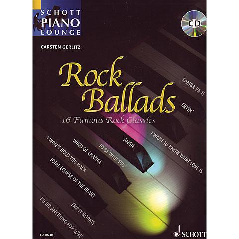 Schott Schott Piano Lounge Rock Ballads