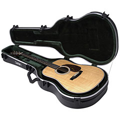 SKB 18 Acoustic Dreadnought Deluxe Guitar Case « Etui guitare acoustique