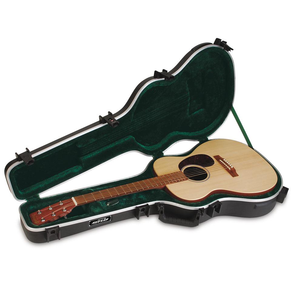 skb 000 sized acoustic guitar case acoustic guitar case. Black Bedroom Furniture Sets. Home Design Ideas