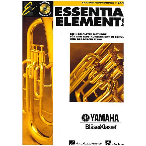 Lehrbuch De Haske Essential Elements Band 1 - für Baritonhorn/Euphon