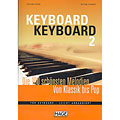 Μυσικές σημειώσεις Hage Keyboard Keyboard 2