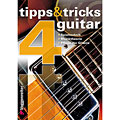 Lektionsböcker Voggenreiter Tipps & Tricks 4 Guitar