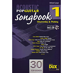 Dux Acoustic Pop Guitar Songbook 1 « Music Notes